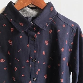 ノーザントラック TAKIBIシャツ