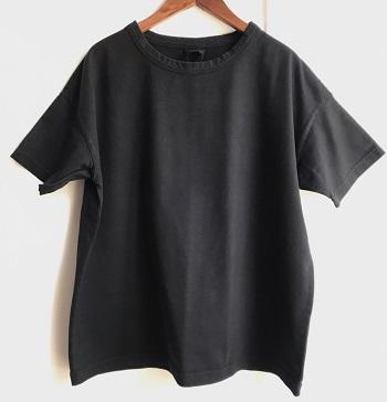 ヘブンリー オーガニックコットン ワイドTシャツ
